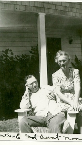 Willis Elmer and Winona Gladys Yeager Justice