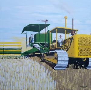 Art - Harvesting 1963 - 2013-06-28