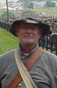 Tim at Gettysburg