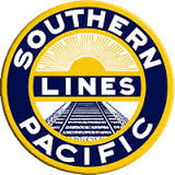 Art - Southern Pacific logo