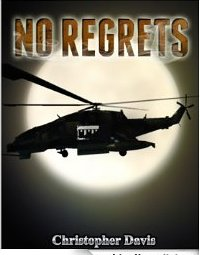 Book cover - Chris Davis - No Regrets