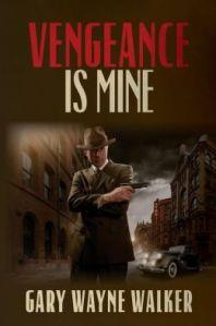 Art - Cover - Vengeance is Mine